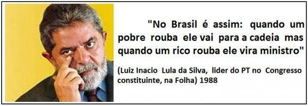frases do Lula