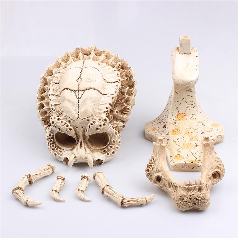 Cranio Predador Hiperrealista (7)