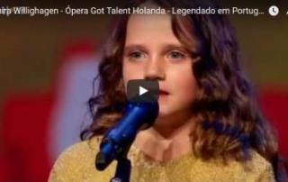 Amira Willighagen - opera Got Talent Holanda