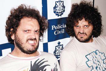 Charada dos presos gêmeos