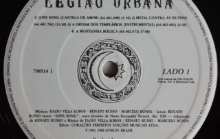 legiao urbana - metal contra as nuvens 0 disco 5