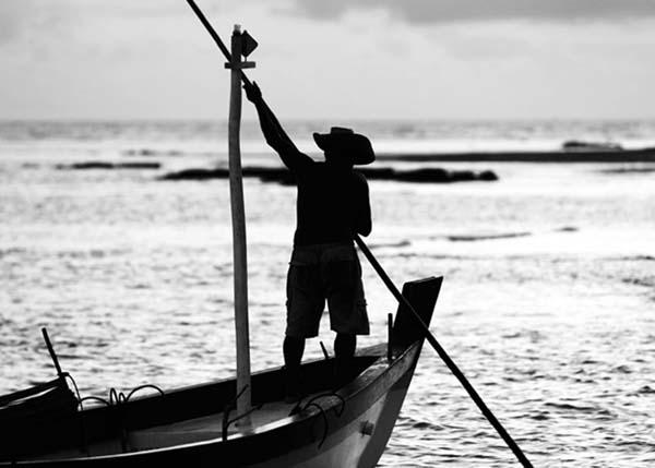 o pescador e o professor