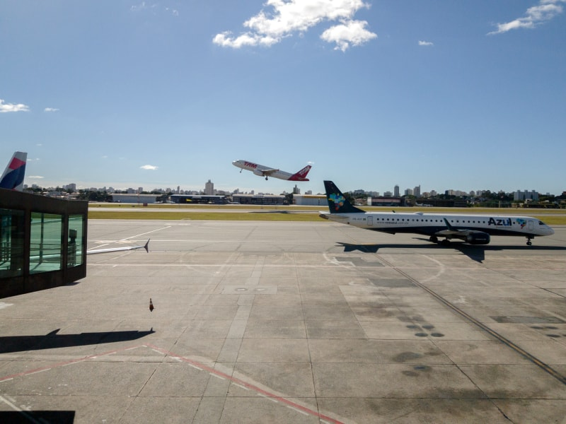 Resultado de imagen para Azul Aeroporto Congonhas