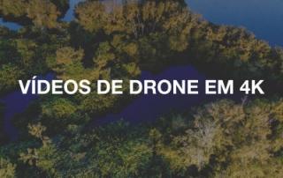 videos de drone 4k -