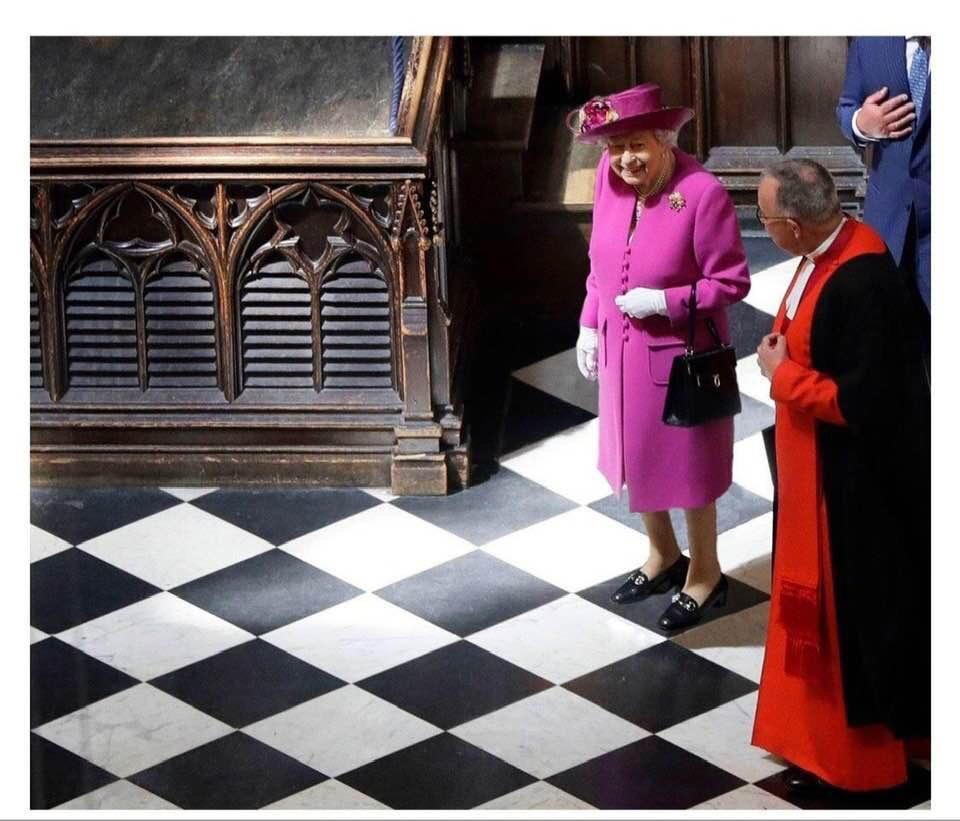 piada rainha e bispo - Xadrez