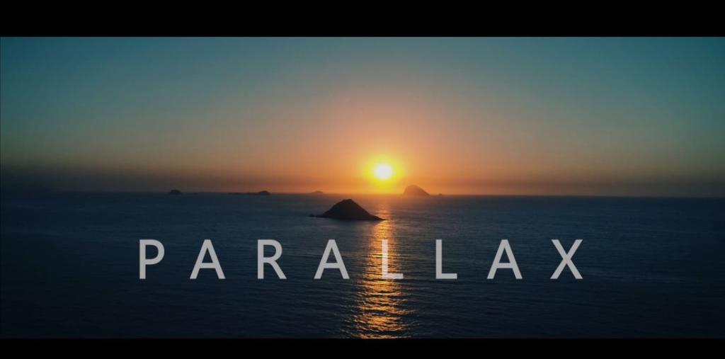 video efeito parallax drone 4k - Rio de Janeiro