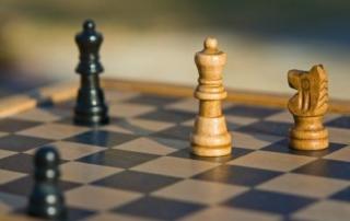 xadrez - piada rainha e bispo