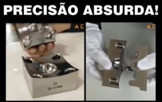 PRECISAO MODELOS PADRAO ENGENHARIA