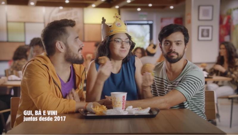 polemica poliamor burger king
