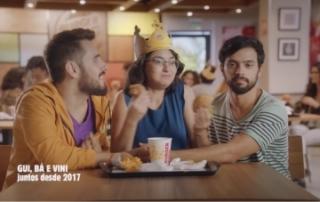 poliamor burger king