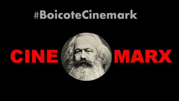 censura - boicote Cinemark
