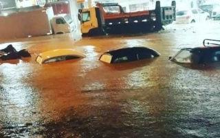 chuva no rio de janeiro - rj