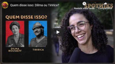 Frases da presidentE Dilma (vergonha alheia)