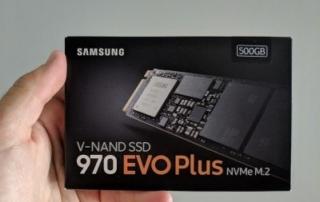 Ssd M.2 Samsung 500gb M2 970 Evo Plus Nvme - garantia de 5 anos