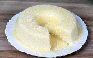 bolo gelado de tapioca