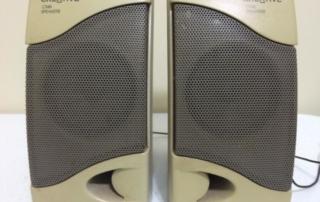 caixa de som da creative