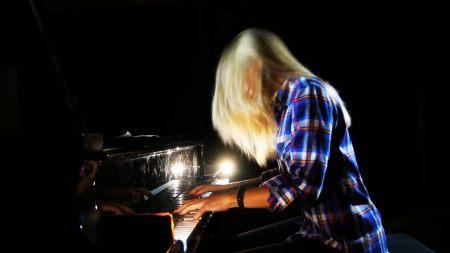 iron maiden cover piano