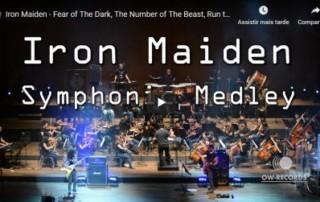 iron maiden orquestra sinfonica