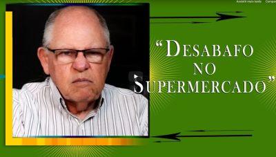 dasabafo no supermercado - Silvio Matos