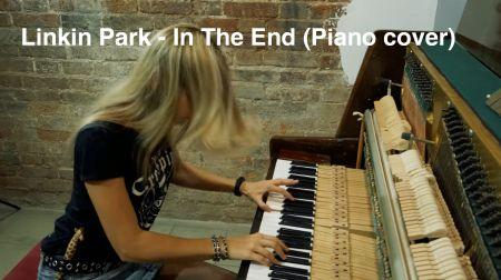 linkin park no piano