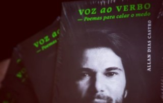 livro Voz ao Verbo - Allan Dias Castro - Amazon -