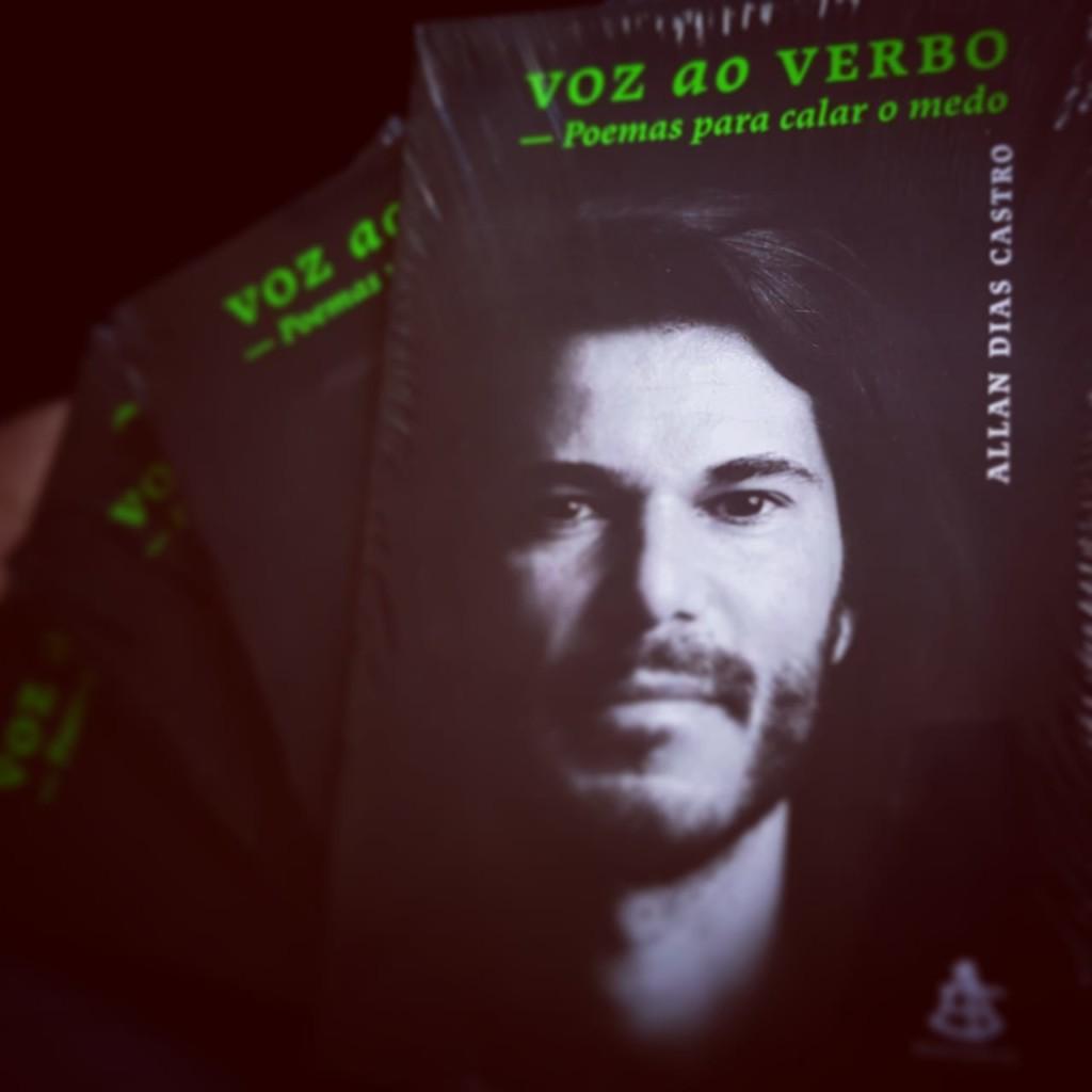 livro Voz ao Verbo - Allan Dias Castro - Amazon