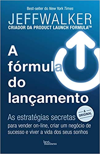 livro formula do lancamento - jeff walker
