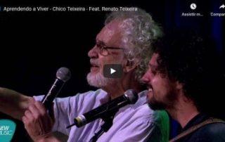 Renato Teixeira - Aprendendo a Viver - com Chico Teixeira ao vivo