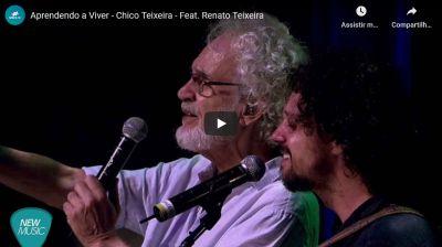 Aprendendo a Viver – Renato Teixeira e seu filho Chico Teixeira