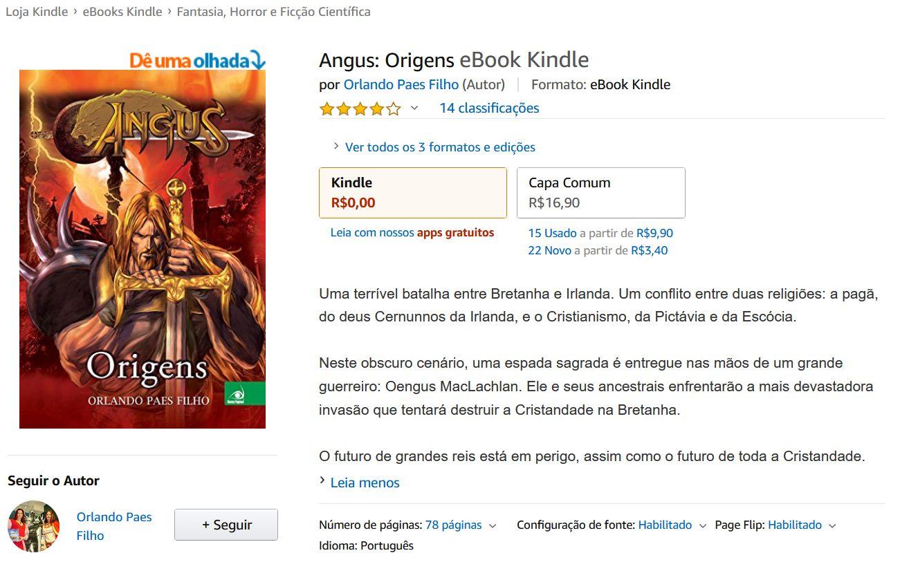 Angus - Origens