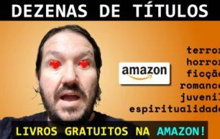 dezenas de livros de graca - Amazon