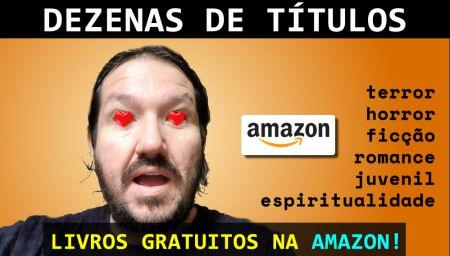 Dezenas de livros gratuitos na Amazon!