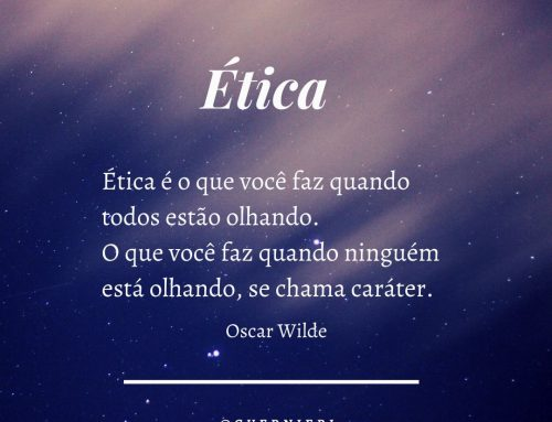 Ética – Oscar Wilde