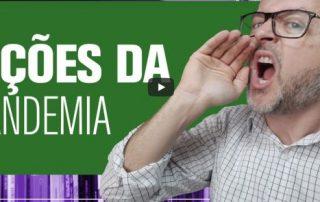 licoes da pandemia - por Daniel Barros
